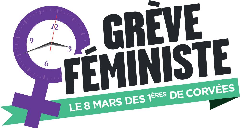 Grève féministe : le 8 mars des essentielles